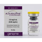 Алдуразим Aldurazyme 100 U/ML 10X5ML
