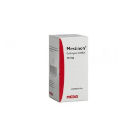 Изображение товара: Местинон Mestinon 10 мг /100 таблеток