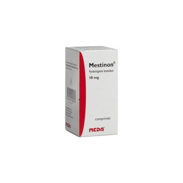 Местинон Mestinon 10 мг /100 таблеток
