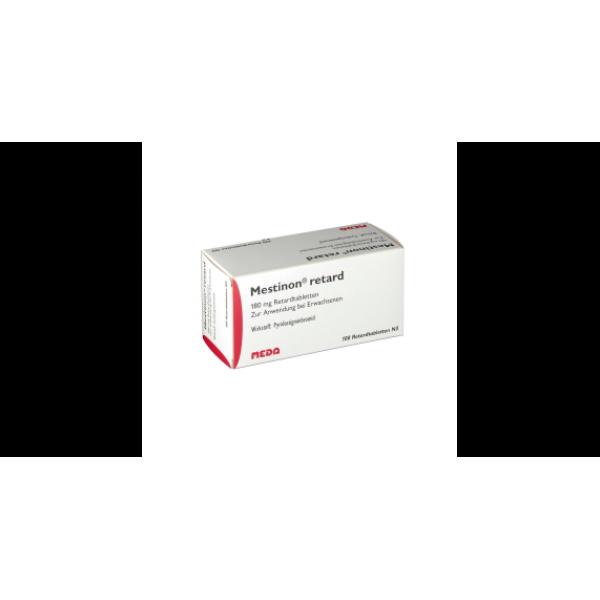 Местинон Mestinon 180 мг /100 таблеток