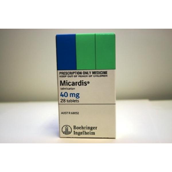 Микардис MICARDIS 40MG /98 Шт