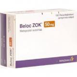Белок Зок BELOC ZOK 47.5MG(Betalok) - 100 Шт
