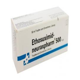 Изображение товара: Этосуксимид ETHOSUXIMID 500MG/G  50 ml