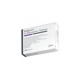 Изображение товара: Эутирокс EUTHYROX 50 - 100 Шт