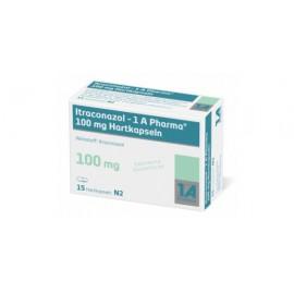 Изображение товара: Итраконазол ITRACONAZOL  100 мг/15 капсул