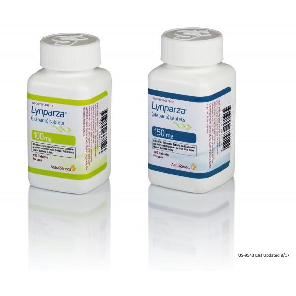 Линпарза Lynparza (Олапариб) 150 мг/2x56 капсул