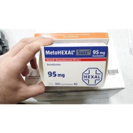 Изображение товара: Метогексал METOHEXAL 95MG - 100 Шт