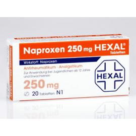 Изображение товара: Напроксен NAPROXEN 250 - 50 Шт