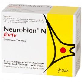 Изображение товара: Нейробион Neurobion N Forte - 100 Шт