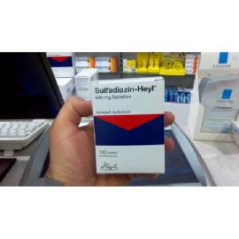 Изображение товара: Сульфадиазин SULFADIAZIN - 100 ШТ