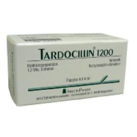 Изображение товара: Тардоциллин TARDOCILLIN 1200 2*4Мл