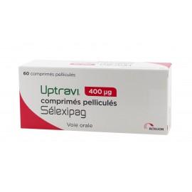 Изображение товара: Селексипаг Уптрави Uptravi 400 60 таблеток