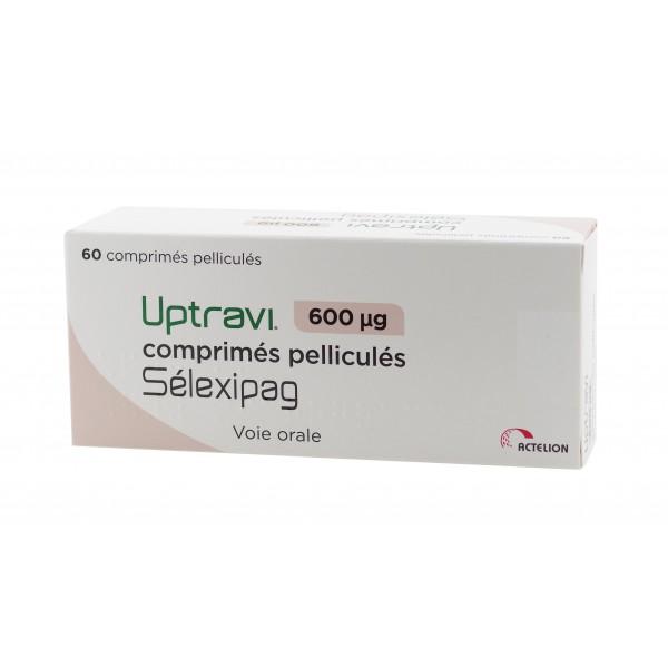 Селексипаг Уптрави Uptravi 600 60 таблеток