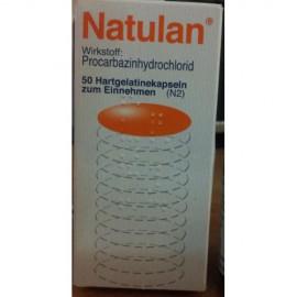 Изображение товара: Натулан Natulan 50 mg 50 шт