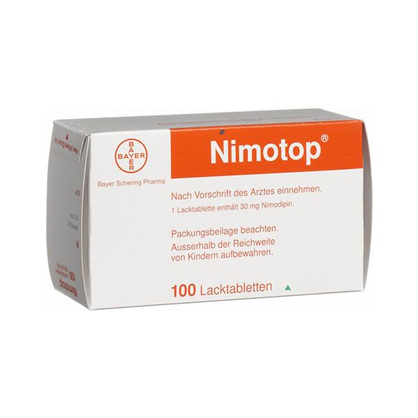 Нимотоп NIMOTOP - 100 Шт
