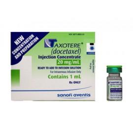 Изображение товара: Таксотер Taxotere 20 мг/1 флакон