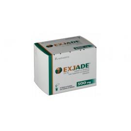 Изображение товара: Эксиджад Exjade 500 мг/84 таблеток