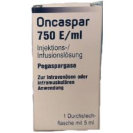 Изображение товара: Онкаспар Oncaspar 1 флакон