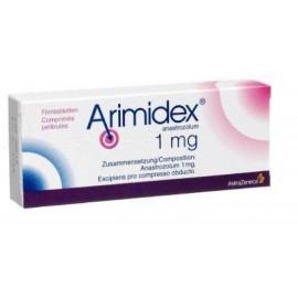 Изображение товара: Аримидекс Arimidex 1MG/30 шт