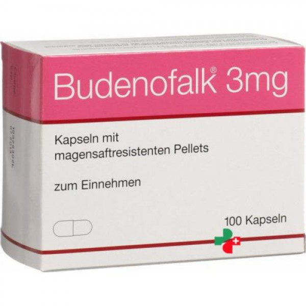 Буденофальк Budenofalk 3MG/100 St из Германии