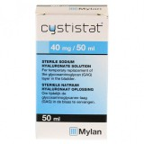 Цистистат Cystistat (Уро-Гиал) 40 mg/50 ml  4 шт