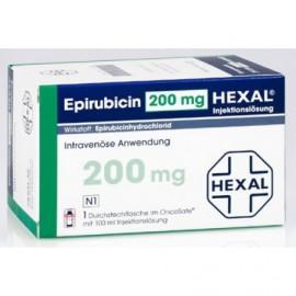 Изображение товара: Эпирубицин Epirubicin 200 - 1 Шт