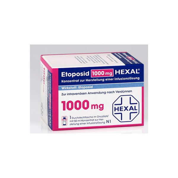 Этопозид Etoposid 1000MG