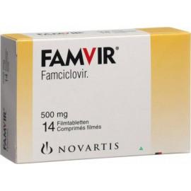 Изображение товара: Фамвир Famvir 500MG/21 Шт