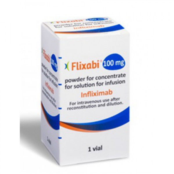 Фликсаби Flixabi 100MG/ 5 флакон