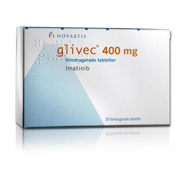 Гливек Glivec 400 мг/30 таблеток