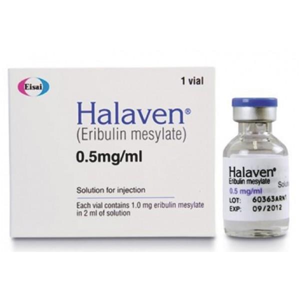 Халавен Halaven 0,44 mg/ml 2 ml
