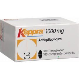 Изображение товара: Где купить таблетки Кеппра 1000 мг в СПб из Германии