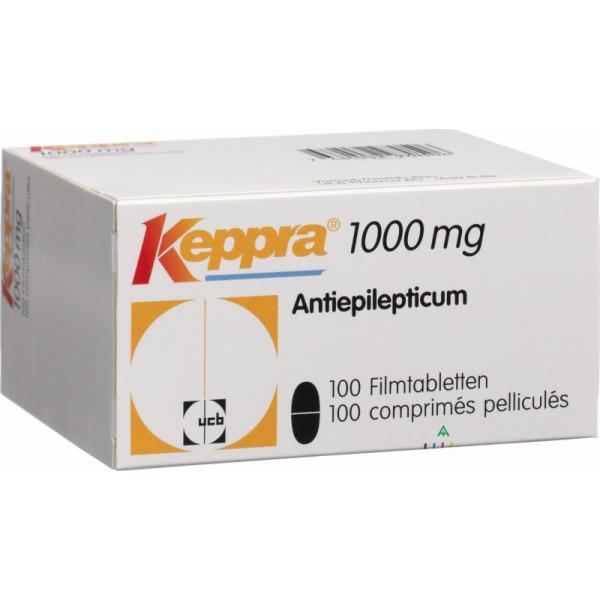 Где купить таблетки Кеппра 1000 мг в СПб из Германии