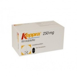 Изображение товара: Где купить немецкие таблетки Кеппра 250 мг в СПб