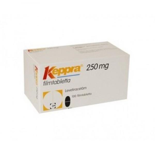 Где купить немецкие таблетки Кеппра 250 мг в СПб
