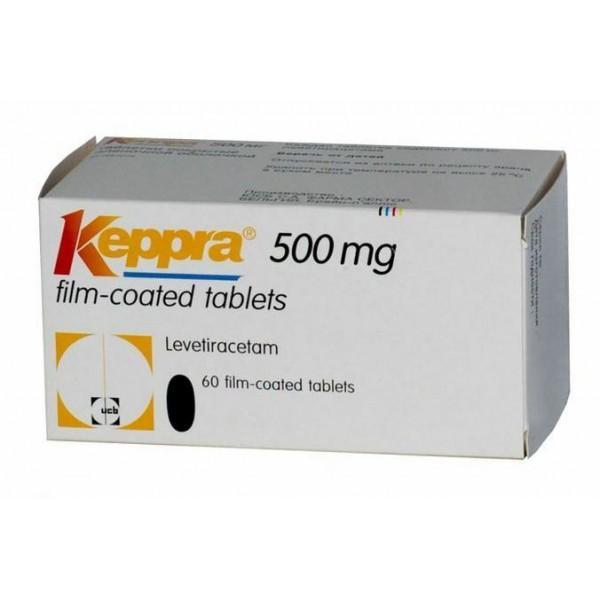 Продажа таблеток Кеппра 500 мг из Германии в СПб
