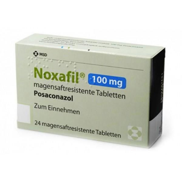 Ноксафил Noxafil 100MG/24 шт