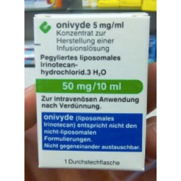 Онивайд Onivyde 5MG/ML 1X10 ml