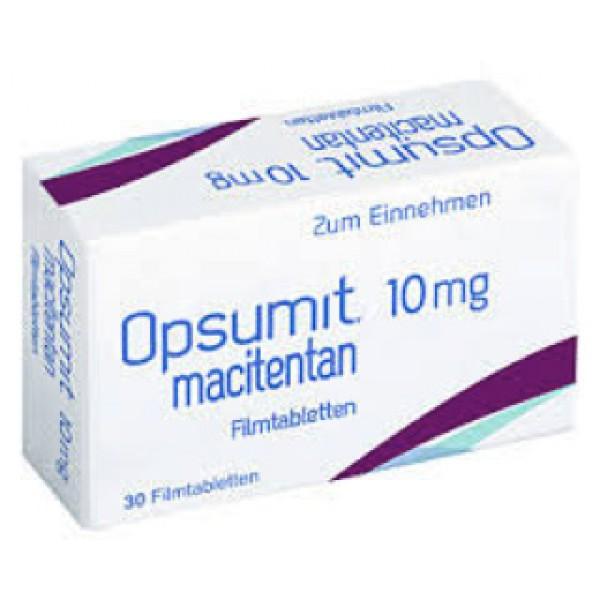 Опсумит (мацитентан) Opsumit 10MG/30 шт