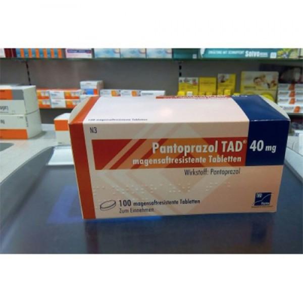 Пантопразол Pantoprazol 40Mg/100 Шт
