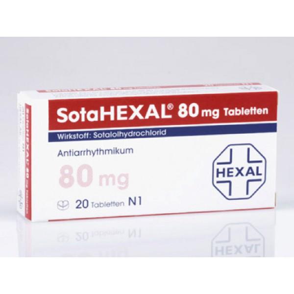 Сотагексал Sotahexal 80 /  100 Шт