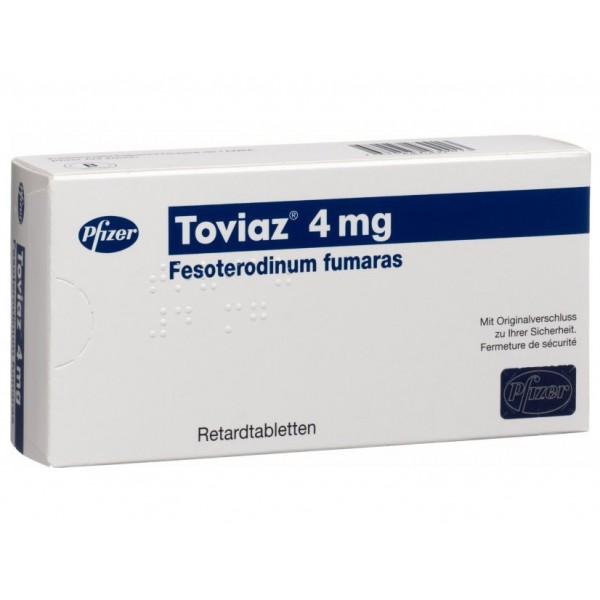 Товиаз Toviaz 4MG / 100Шт