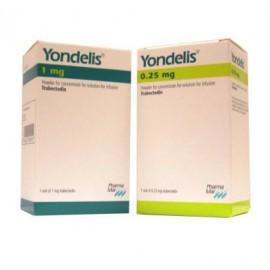 Изображение товара: Йонделис Yondelis  1 мг/1 флакон