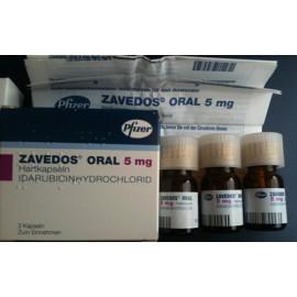Изображение товара: Заведос Zavedos 10 мг/3 капсулы