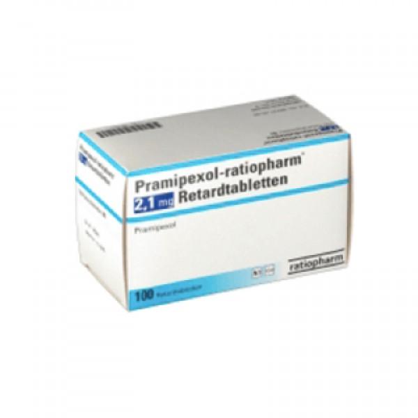 Прамипексол Pramipexol 2.1MG/100 шт