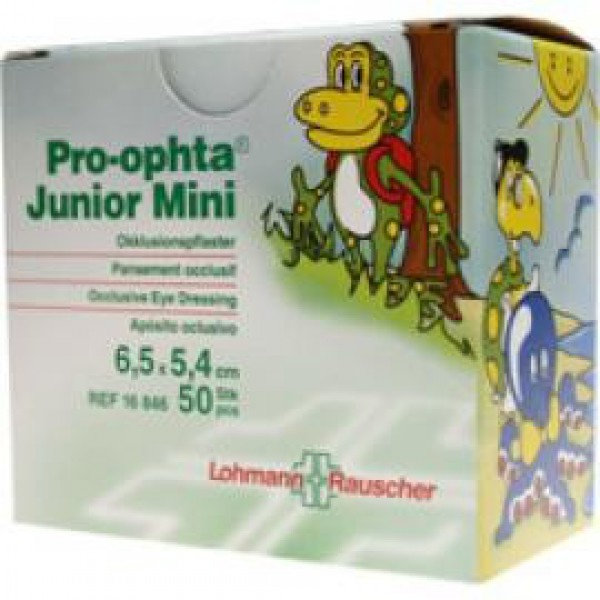 Про-Опта Джуниор PRO Ophta Junior Mini OKKL 50 Шт