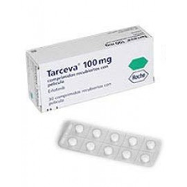 Изображение товара: Тарцева Tarceva 100 mg 30 шт